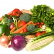Vegetable assortment — Stock Photo