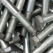 Machine bolts - Stock Photo