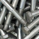 Machine bolts — Stock Photo #7454630