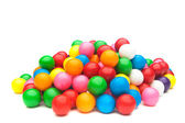 Colorful gumballs — Stock Photo
