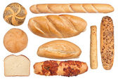 Bread collection — Stock Photo