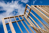 House frame — Stock Photo