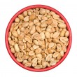 Bowl of peanuts — Stock Photo #7636931