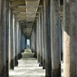 Pier structure — Stock Photo #7636951