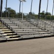 Empty bleachers during daytime — Stock Photo #7637038