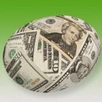 Money nest egg — Stock Photo #7637050