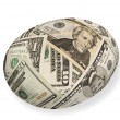 Stock Photo: Money nest egg