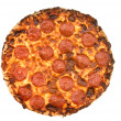 Pepperoni pizza — Stock Photo #7637659