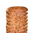Loaf of wheat bread - Stock Photo