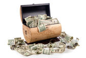 Cash box — Стоковое фото