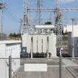 Power substation — Stock Photo