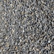 Gray gravel background — Stock Photo