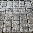 Old roof tiles - Stock Photo