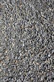 Gray gravel background — Stock Photo