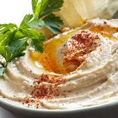 Hummus — Stock Photo