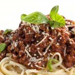 Stock Photo: Spaghetti Bolognese