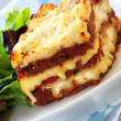 Stock Photo: Lasagne