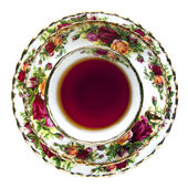 English China Tea Cup — Stock Photo
