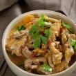 Red Thai Beef Curry — Stock Photo