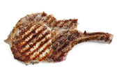 Grilled Pork Cutlet — Stock Photo