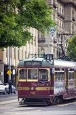 Melbourne Tram — Stockfoto