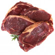 Steaks — Stock Photo #7859582