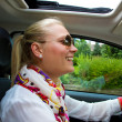 Happy car driver — Stock Photo #7109599