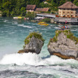 Rhine Falls, Switzerland - ストック写真