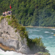 Rhine Falls, Switzerland — Stock Photo