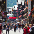 Zermatt Street Scene — Stock Photo #6755684