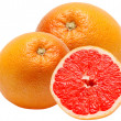 Red grapefruit — Stock Photo #6953243