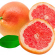 Red grapefruit — Stock Photo #7148400
