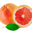 Red grapefruit — Stock Photo #7412472