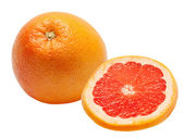 Red grapefruit — Stock Photo