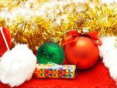 Christmas balls — Foto de Stock