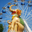 Amusement park — Stock Photo #7495943