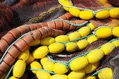 黄色浮标 — 图库照片