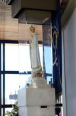 Statue of Fatima — Stock fotografie