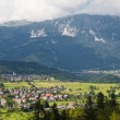 Royalty-Free Stock Photo: Village in the Alps