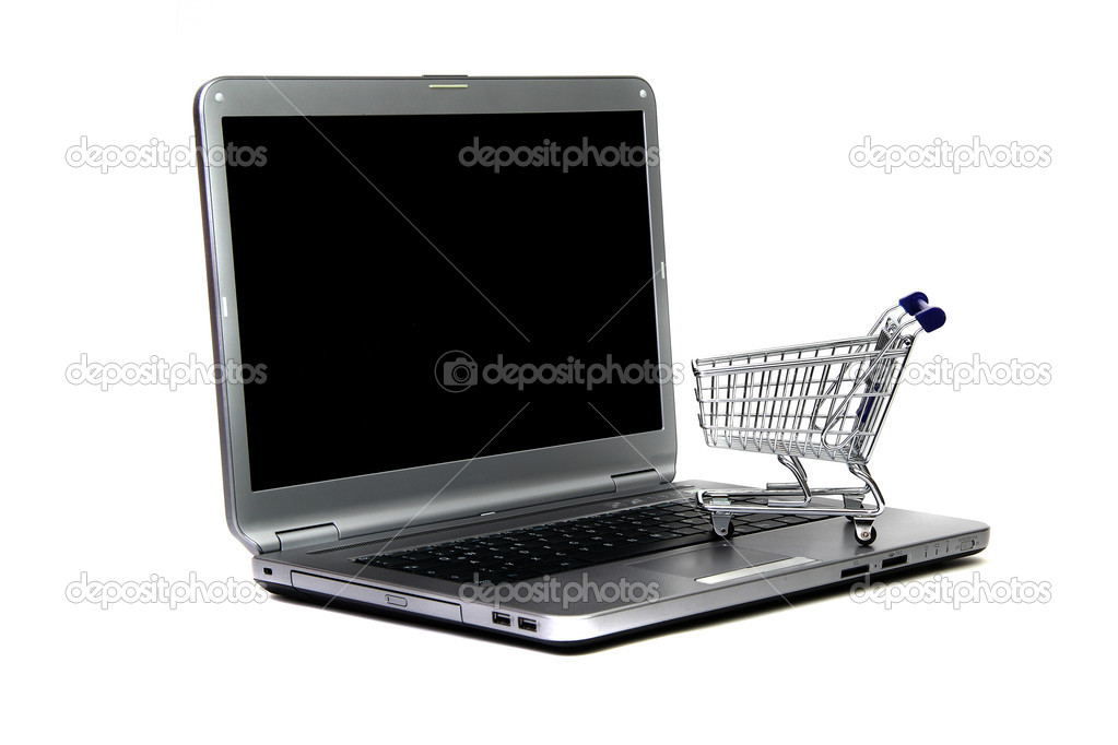 Online-Shopping — Stock Photo #6783607