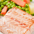 salmon fillet — Stock Photo #6875994