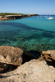 Formentera Beach — Stock Photo