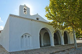 Ibiza Church — Stock Photo