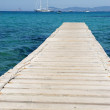 Small pier — Stock Photo #7249379