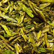 Chinese tea leaves — Stock Photo