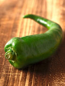 Green chili — Stock Photo