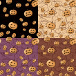 Halloween pattern — Stock Vector #7149971
