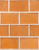 Seamless decorative plaster as a brick — Stock Photo