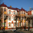 German building of the beginning of the XX-th century in Zelenogradsk the K - Stock Photo