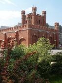 Kaliningrad, Russia. Royal gate — Stock Photo